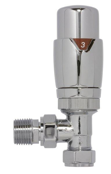 SBH22 Thermostatic Angled