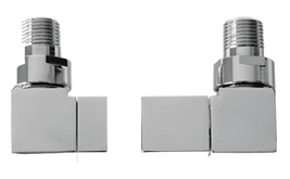 Square Valves by SBH Radiators